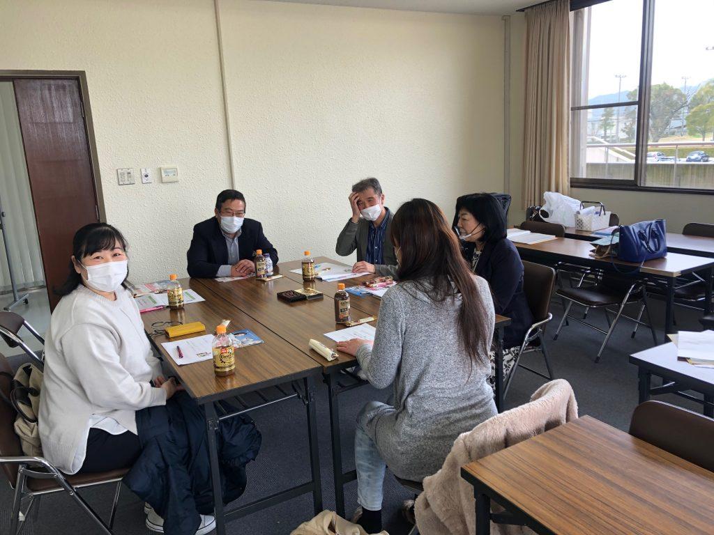 東温市歯科衛生士復職支援講座(令和3年3月7日)